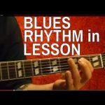 Guitar Lesson — BLUES RHYTHM in E — EASY