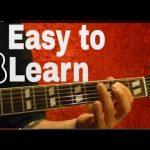 Guitar Lesson — BLUES RHYTHM in E — Beginner