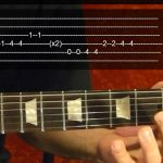 Guitar Lesson — DARTH VADER'S THEME ( IMPERIAL MARCH ) — Guitar Lesson