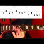 Guitar Lesson — LED ZEPPELIN — Black Dog — ( 1 of 2 ) With Printable Tabs )