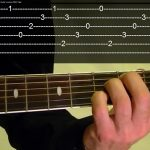 Guitar Lesson — METALLICA — Fade to Black — ( 1 of 3 ) With Printable Tabs