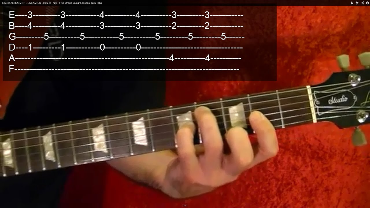 Guitar Lesson - METALLICA - For Whom the Bell Tolls - ( 2 of 3 )