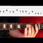 Guitar Lesson — STAR TREK THE NEXT GENERATION Theme — With Printable Tabs