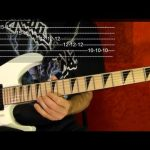 Guitar Lesson — SWEEP PICKING -( SPEED Video 3 )
