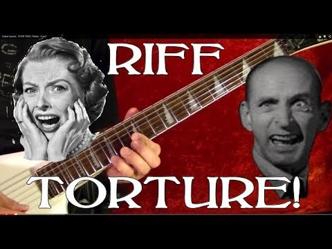 Guitar Riffs That Our Parents HATED