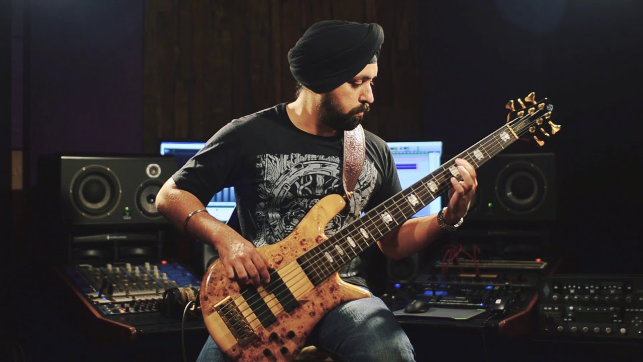 Gurdip Singh Narang - Scaphism - Bass Playthrough
