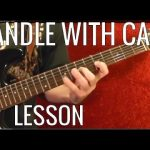 HANDLE WITH CARE ( Travelling Wilburys ) Guitar Lesson - EASY