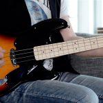 Harley Benton PB-50 SB Vintage Series Bass