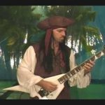 HEAVY GUITAR SOLO PIRATES OF THE CARIBBEAN