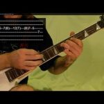 HEAVY METAL FRETBOARD TAPPING — Easy Guitar Lesson