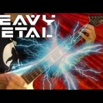 HEAVY METAL GUITAR SHREDDING ( With Lesson Links ) Bobby Crispy