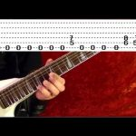 HEAVY METAL POWER CHORDS — Guitar Lesson — Beginner