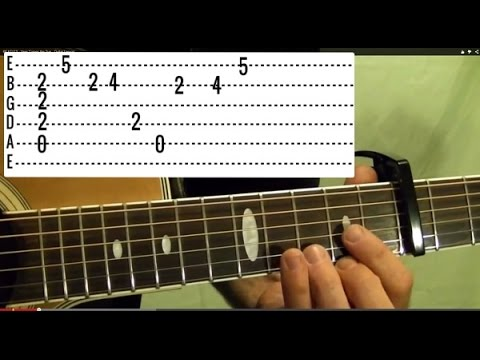 Here Comes the Sun THE BEATLES Guitar Lesson