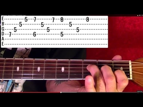 Intro - Stairway to Heaven - LED ZEPPLEN - Guitar Lesson