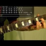 IRON MAIDEN — Number of the Beast — Guitar Lesson ( 3 of 3 )