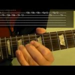 IRON MAIDEN — Number of the Beast — Guitar Lesson ( 1 of 3 )