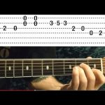 Is There Anybody Out There PINK FLOYD Guitar Lesson — EASY