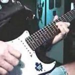 J.S. Bach Played On The Electric Guitar by BobbyCrispy (1 of 2