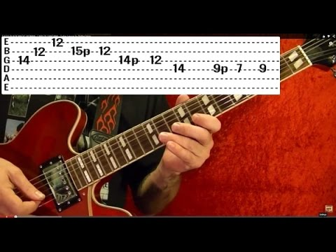 Jailhouse Rock ELVIS PRESLEY Guitar Lesson - Beginner