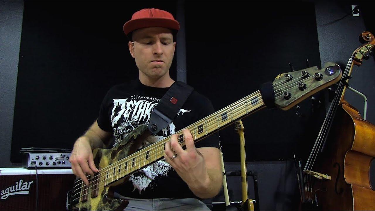 JAYME LEWIS - BASS PLAYER BassTheWorld.com