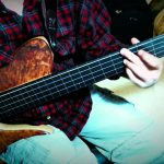 JESS RICO PREZ 'EMPTINESS' FRETLESS SOLO BASS BassTheWorld.com