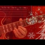 JINGLE BELL ROCK — Guitar Lesson