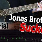 Jonas Brothers — Sucker Easy Guitar Tutorial