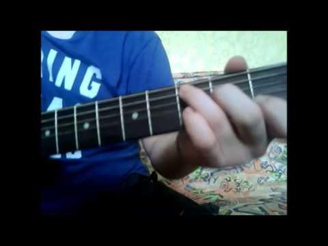 Как играть 'Максим Леонидов - Девочка-видение' на гитаре