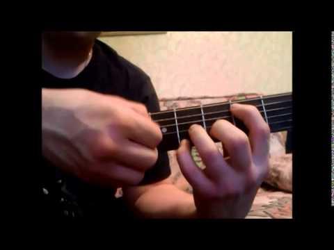 Как играть 'Мурка' на гитаре