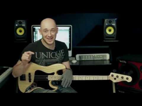 Как играть в 2 раза быстрее обычного (бас гитара урок)