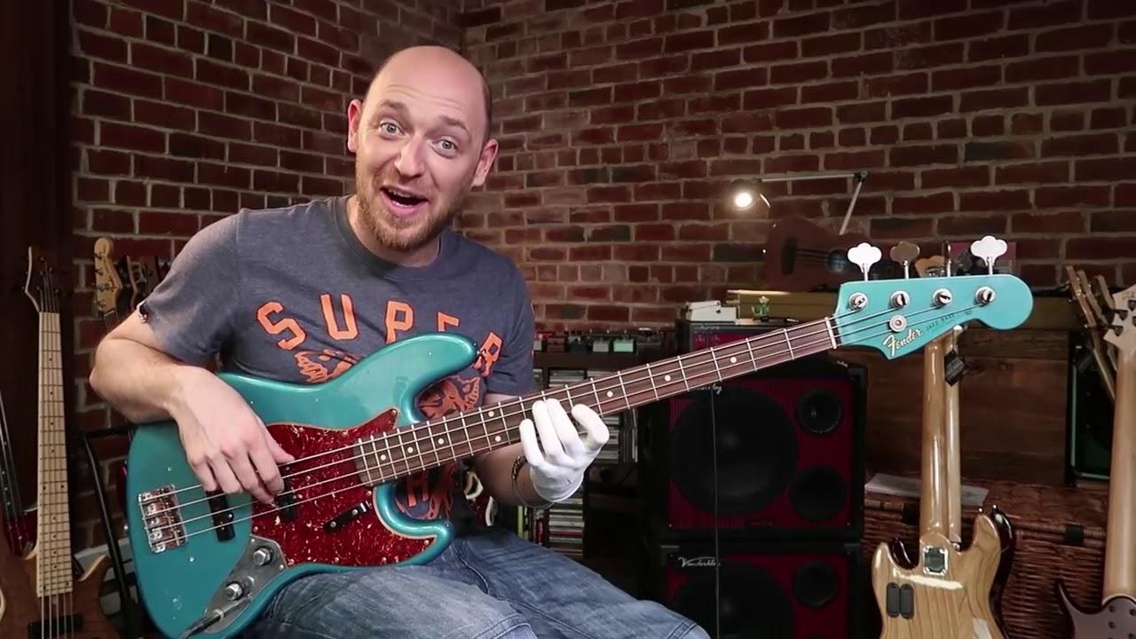 Как легко ориентироваться на грифе - концепция Gary Willis (бас-гитара урок)