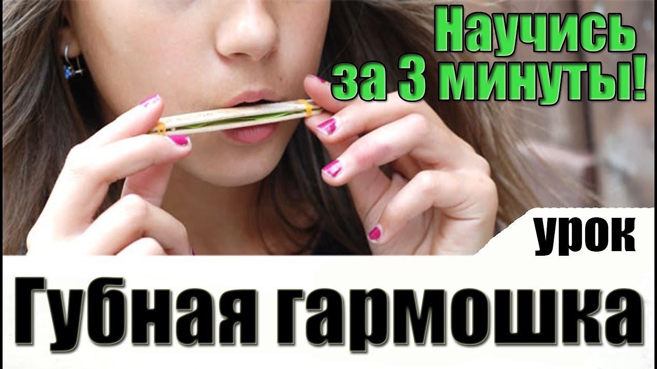 Как научиться играть на губной гармошке УРОК