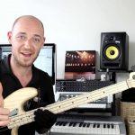 Как построить хорошую басовую партию — часть 1 (урок бас гитара)