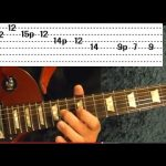 Knockin' On Heaven's Door Solo — GUNS N' ROSES — Guitar Lesson