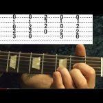 Knockin On Heaven's Door GUNS N' ROSES - Guitar Lesson Beginner