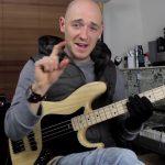 Крутая пентатоническая фишка Garry Willis (урок бас гитара)