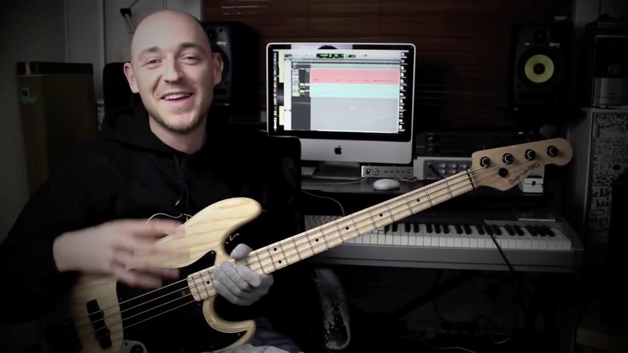 Лучшее упражнение на длительности нот (урок бас гитара)