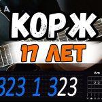 Макс Корж — 17 лет на гитаре. ПОДРОБНЫЙ Разбор от Гитар Ван. Аккорды, бой песни