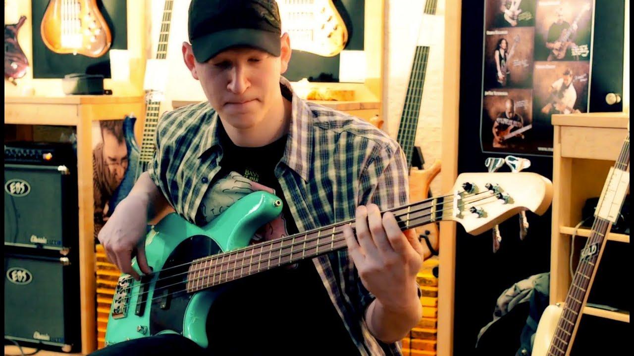 MARLEAUX VOTAN XS4 BASS BassTheWorld.com