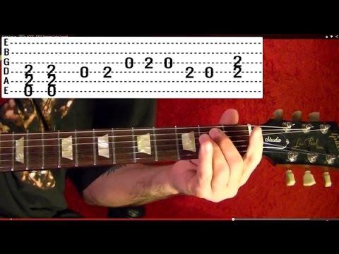 MASH tv Show Theme - Guitar Lesson