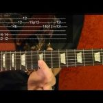 MASTER OF PUPPETS by Metallica — Guitar Lesson — 4 of 9