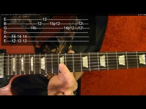 MASTER OF PUPPETS by Metallica - Guitar Lesson - 4 of 9