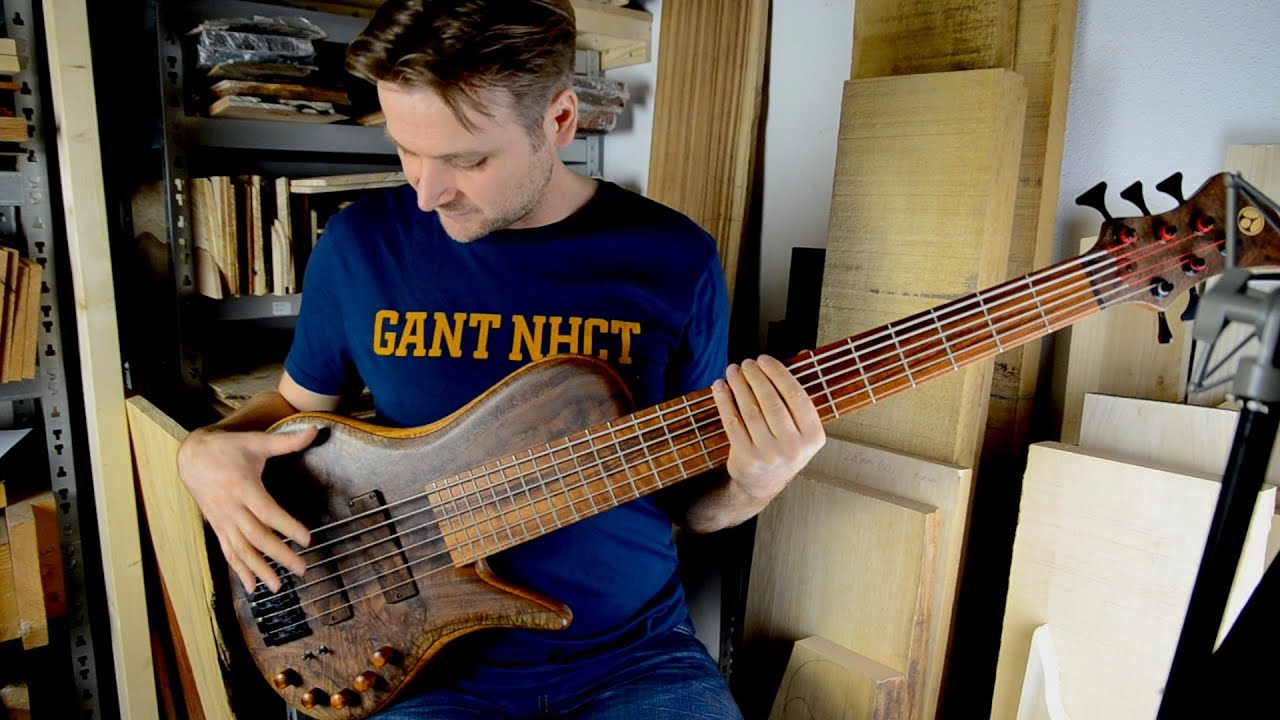 MEET THE LUTHIER - ADAMOVIC BASSES