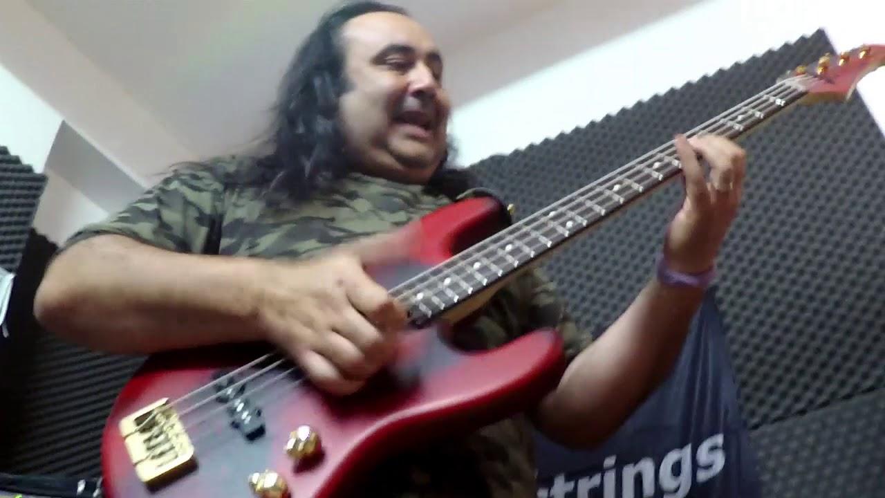 METAL BASS - Dino Fiorenza 'Biondology'