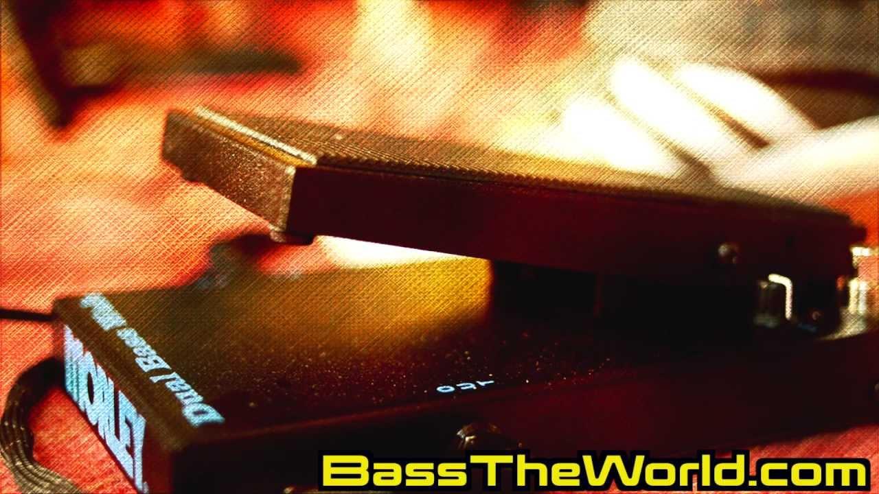 MORLEY DUAL BASS WAH BassTheWorld.com