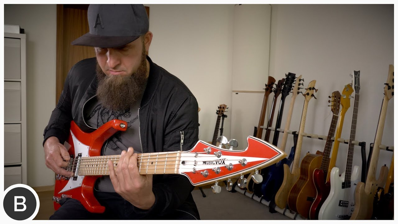 MUSICVOX MI-6 CUSTOM VI Bass
