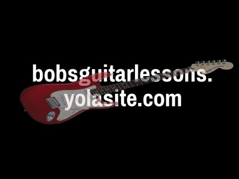 My Guitar Lesson Website...has EVERYTHING