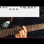 N.I.B.- BLACK SABBATH - Guitar Lesson