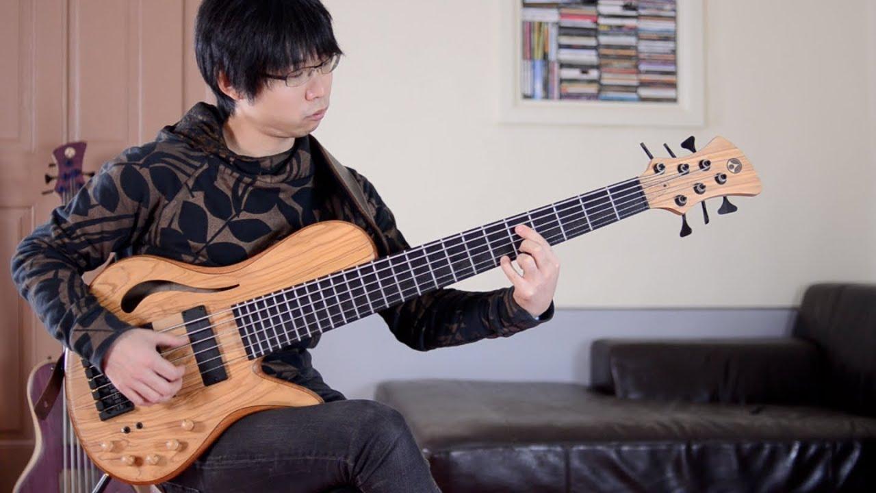 NORIAKI HOSOYA - CHORD SOLO BASS BassTheWorld.com