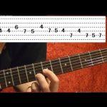NOTHING ELSE MATTERS - Metallica (1 of 4) Guitar Lesson - Kirk Hammett - James Hetfield